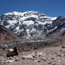 The first ascent of the South Face of Aconcagua