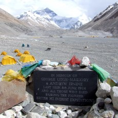 Everest is not piled high with dead bodies