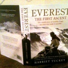 Book review: Everest The First Ascent by Harriet Tuckey