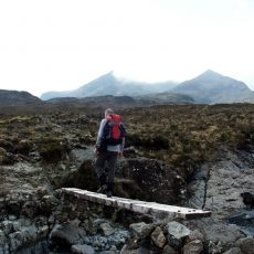 A return to the Black Cuillin of Skye