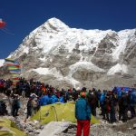 There were protests by Sherpas against the government at Everest Base Camp in 2014. Is it now time for climbers and operators to make their own protest?