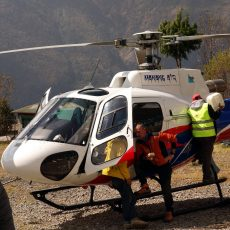 The great Nepal helicopter rescue fraud: an introduction