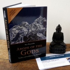 A 250-page love letter to Nepal