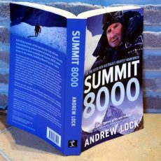 Book review: Summit 8000 by Andrew Lock