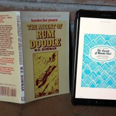 The Ascent of Rum Doodle vs. The Ascent of Nanda Devi – how similar are they?