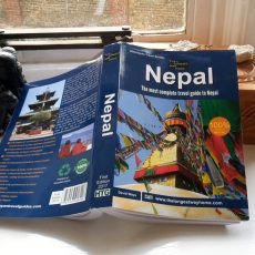 The best guidebook to Nepal is now available as a paperback