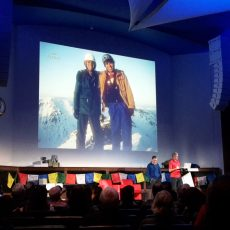 An evening with Mick and Vic, British climbing's answer to Vic and Bob