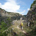 Trekking into the Orfento Valley, Maiella