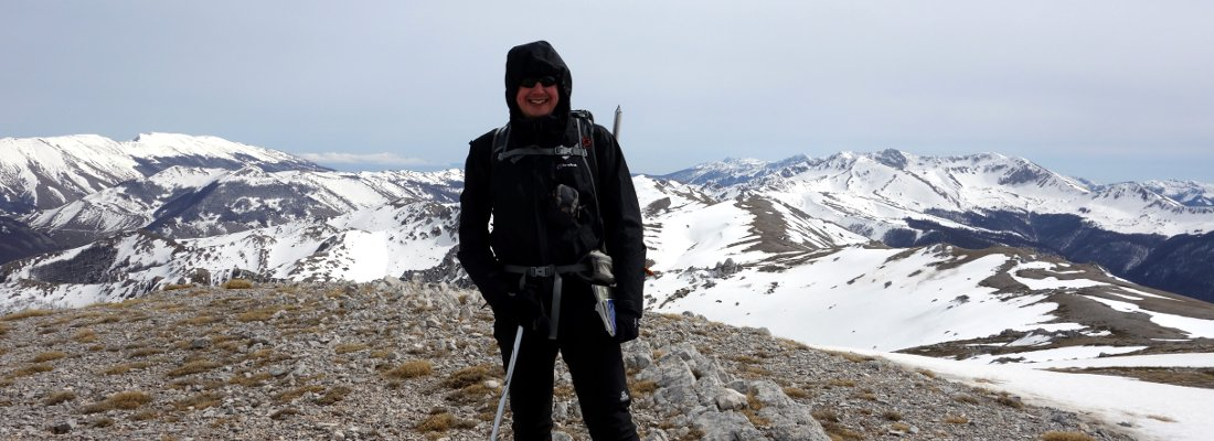 Feeling at home in the Apennines