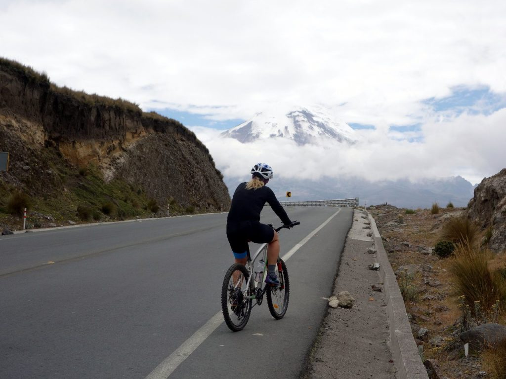 The best training for cycling up mountains is to cycle up some other mountains