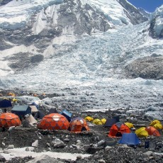The new Everest Base Camp police force