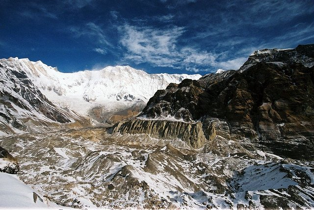 The South Face of Annapurna (Photo: Siling Ghale / The Responsible Travellers)