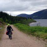 A-loching beside Loch Lochy