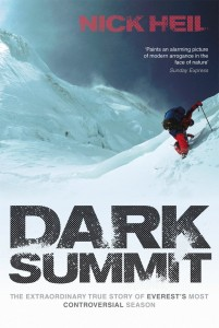 Dark Summit by Nick Heil