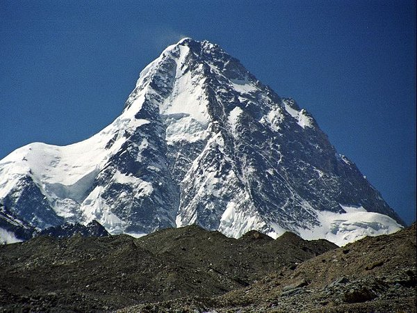 K2 from the north side (Photo: Jan Reurink)
