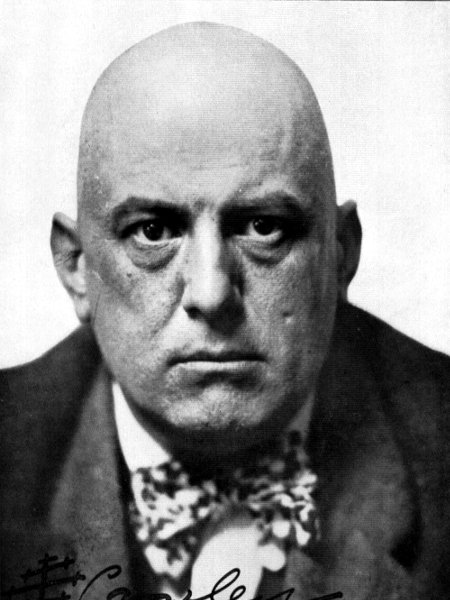 Occultist Aleister Crowley, the Great Beast 666, produced a revolver at K2 base camp, but was kneed in the groin by team mate Guy Knowles (Photo: Wikimedia Commons)