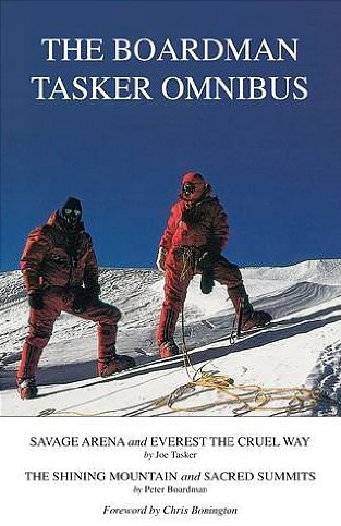 Sacred Summits is part of a four volume set of Pete Boardman and Joe Tasker's writing