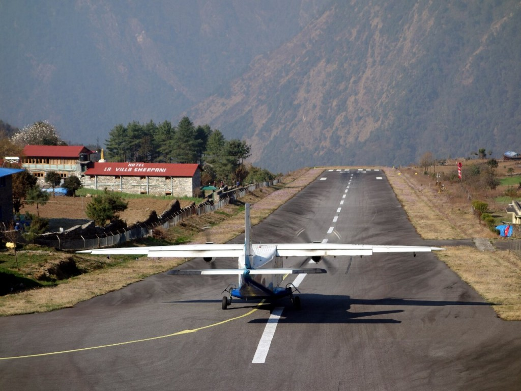 Flights to Lukla Airport in Nepal's Khumbu region have become extremely unreliable in recent years