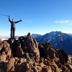 Bagging 4,000m peaks in Morocco