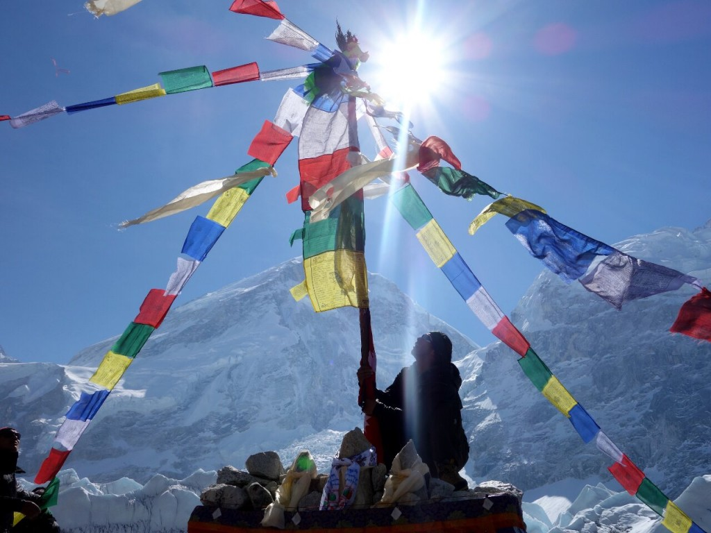 What does the future hold for Everest and the Sherpas?