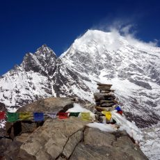 From wasteland to wonderland: a trek in Langtang