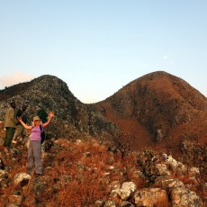 Mafinga South and Mafinga Central: the highest peaks in Zambia