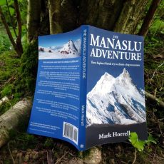 The Manaslu Adventure is now available as a paperback