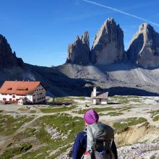Some thoughts on hiking in the Dolomites and via ferrata