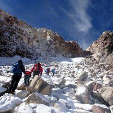Salt before breakfast: an ascent of Ojos del Salado