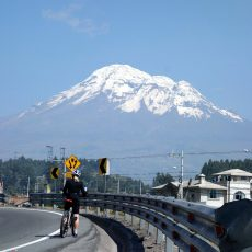 Sea to summit on Chimborazo, part 1: the bike ride