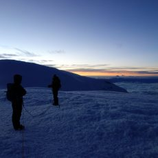 Sea to summit on Chimborazo, part 3: the climb