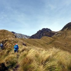 An ascent of Imbabura, the dragon-back of Otavalo