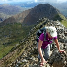 The Snowdon Horseshoe: Britain's classic hill walk