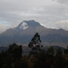 Two volcano hikes in northern Ecuador