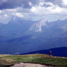 Monte Gorzano, the highest point in Lazio
