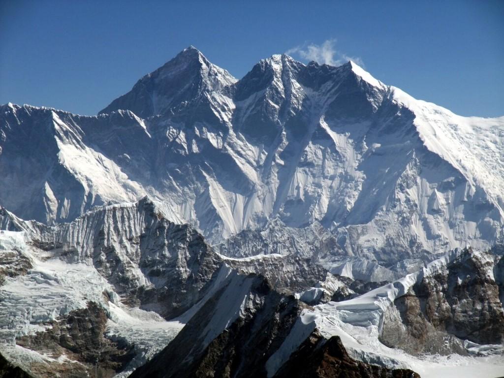 Nirmal Purja climbed Everest and Lhotse on the same day