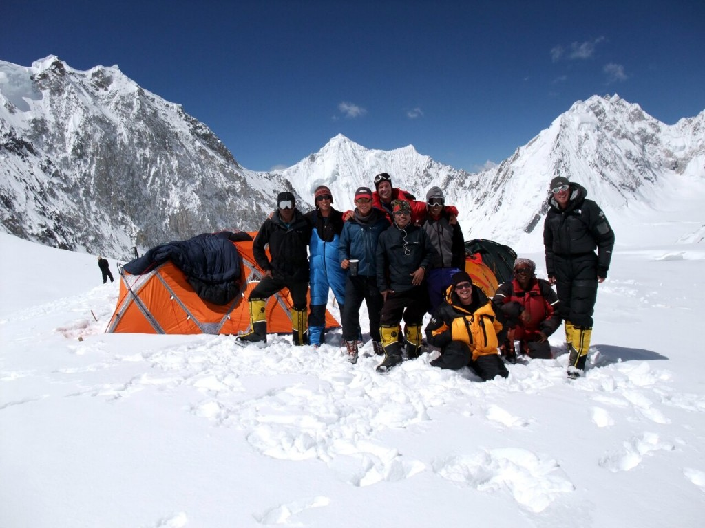 My two month expedition to the Gasherbrums in Pakistan in 2009 cost only four figures