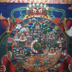 The Buddhist Wheel of Life