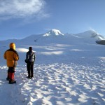 Mera Peak is a good beginner's peak on which to improve your snow skills