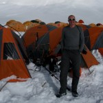 4. Camp 2, Cho Oyu, Tibet | 21 September 2010 | 7150m (23458 ft)