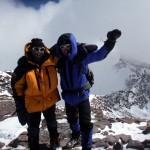 7. Aconcagua, Argentina | 31 December 2010 | 6959m (22831 ft)