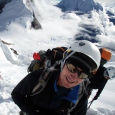Manaslu 2011: Ice axe and Cramptons