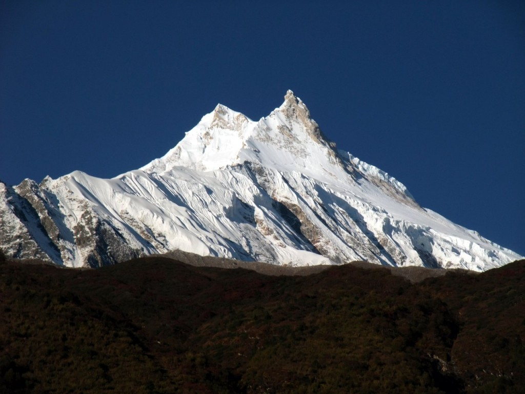 "Manaslu is the 5th most deadly 8000er by ""death rate"""