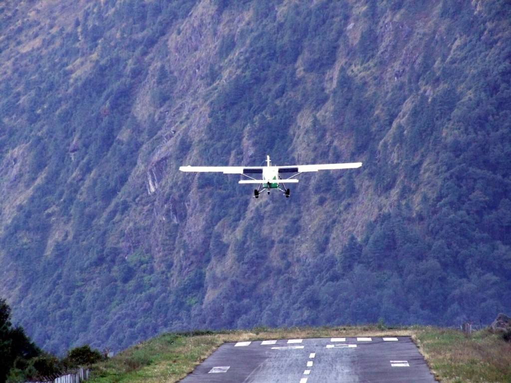 The Lukla flight: is it really that scary? – Mark Horrell
