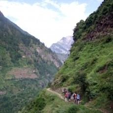Is the Manaslu Circuit the new Annapurna Circuit?