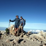 Volcan Tajumulco in Guatemala was as memorable a summit as any