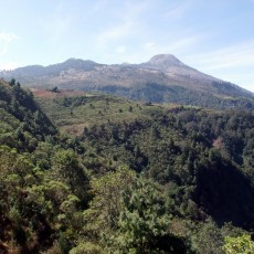The Eighth Summit: the highest mountain in Central America