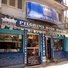 Farewell to the Pilgrim's Book House, Kathmandu