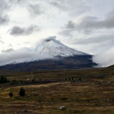 Is Cotopaxi now safe to climb?