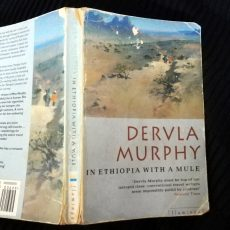Is Dervla Murphy most admired for her writing or her travelling style?